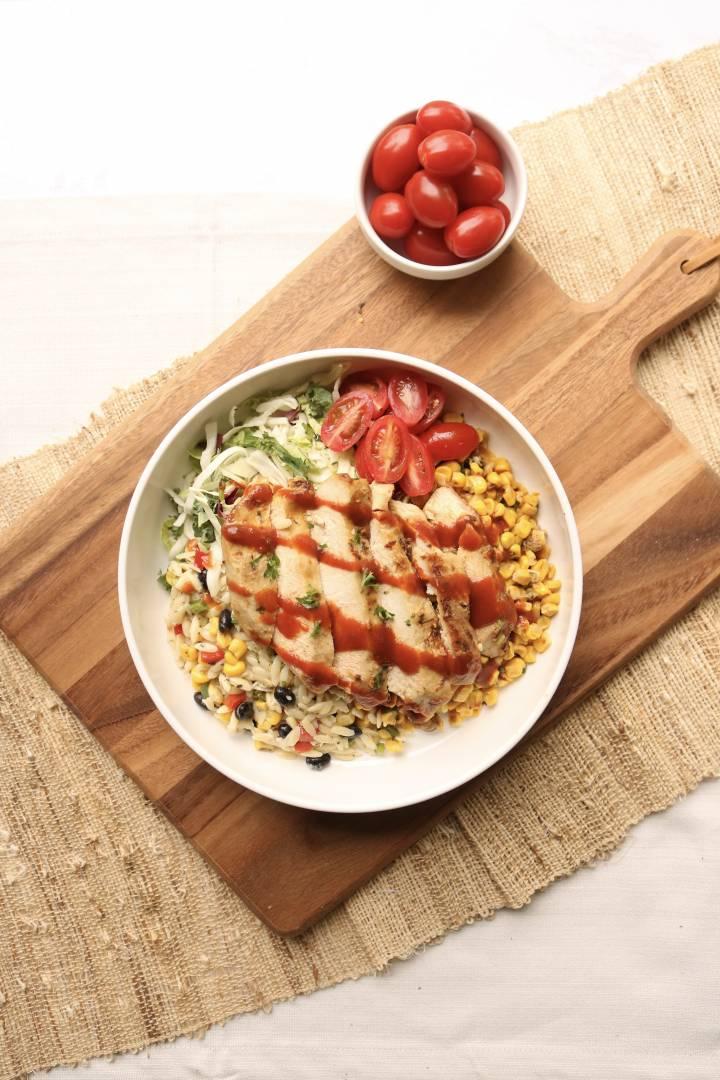 Fiesta Fitbowl (Chicken or Ground Turkey)